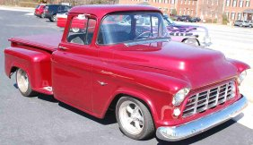 Lot CLASSIC CARS, TRUCKS, HOT RODS MOTORAMA