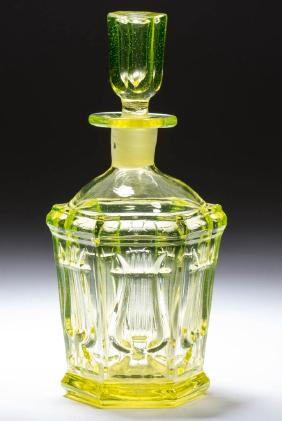 Lot Important 19th Century Glass Auction
