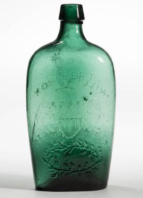 Lot 19th C. Glass & Lighting Auction