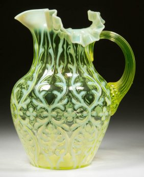Lot July 18th, 2015 19th & 20th Century Glass