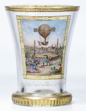 Lot Winter Auction of 18th & 19th Century Glass