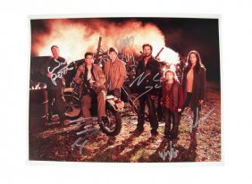 Lot  Falling Skies TV Show Prop & Costume Auction