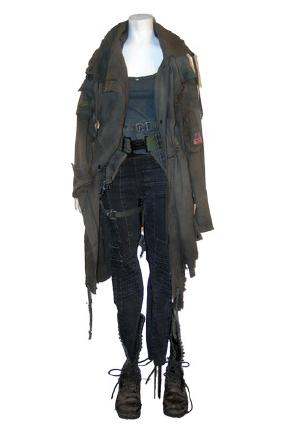 Lot Resident Evil Movie Props & Costumes Auction