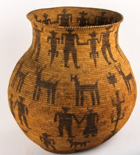 Lot Native American | Pottery, Baskets, Artifacts