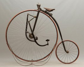 Lot April 16, 2016 25th Annual Bicycle Auction