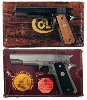 Lot Rock Island Auction April Premier Firearms