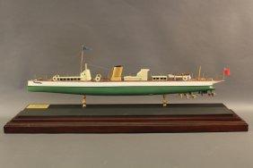 Lot Ship Model & Nautical Antique Auction