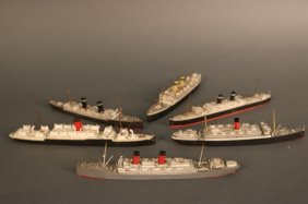 Lot The Ocean Liner Collection