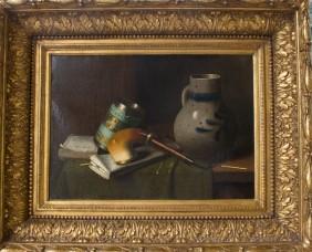 Lot American & European Paintings