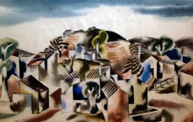Lot Litho's, American & European Paintings
