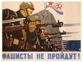Lot Russian Propaganda Posters