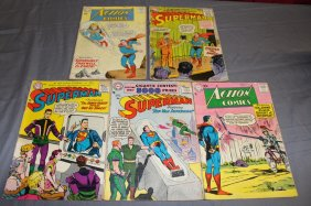 Lot COMICS, COLLECTIBLES AUCTION