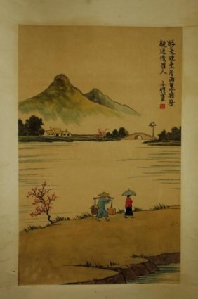Lot 19TH & 20TH CENTURY PAINTINGS AUCTION