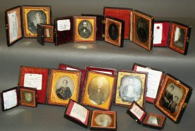Lot Winter Catalogued Antique Auction-Session Two