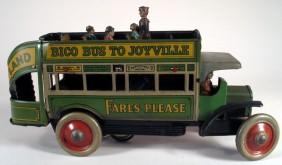 Lot Ragtime Fine Antique Toys Auction