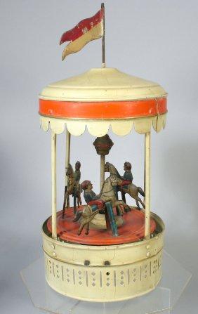 Lot Antique Toys- Cast Iron, Tin, German & Circus