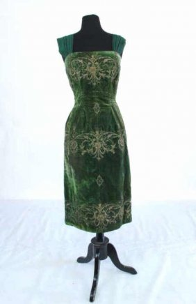 Lot High-End Vintage Couture