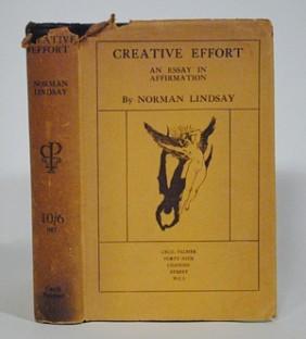 Lot Norman Lindsay, Art and Australian