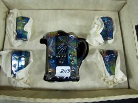 Lot Fenton Glass Auction - Rinehart