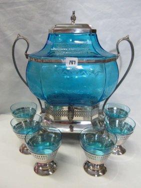 Lot Antique Glass auction