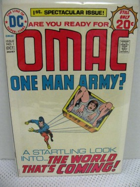 Lot Comic Book & Related Toy Auction