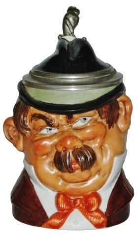 Lot December 29 Fox Auctions Antique Stein Sale