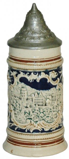 Lot Antique Decorative European Ceramics & Glass