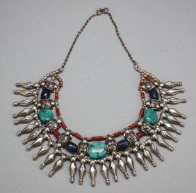 Lot Nepal &Tibet Art Jewelry & Jade Auction