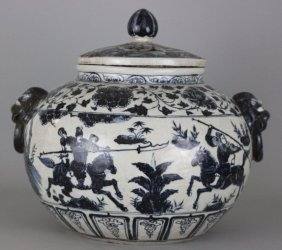 Lot Chinese Porcelain & Jade Nepal Art & Jewelry