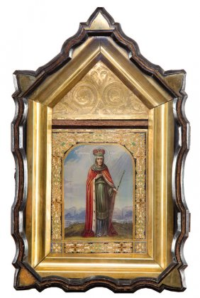 Lot Icons, Orthodox Church & Russian Works of Art