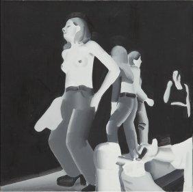 Lot Contemporary Polish Art