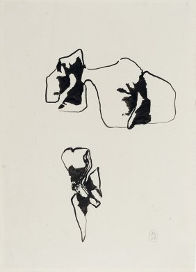 Lot Works on Paper: Post-War and Contemporary Art