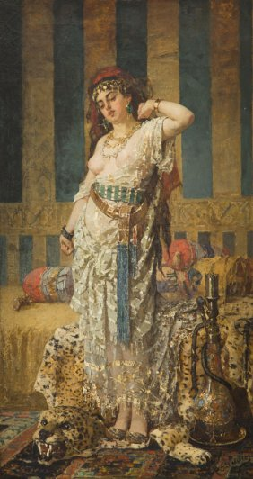 Lot 19th Century and Modern Art