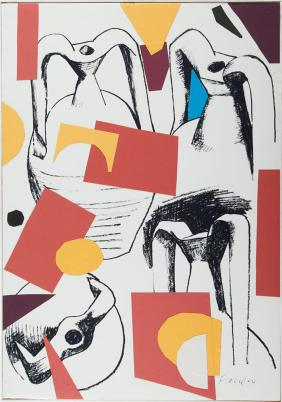 Lot Art Outlet: Post-War and Contemporary Art