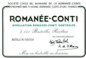 Lot Ravenel Finest and Rarest Wines
