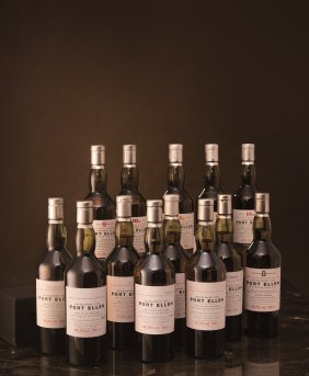 Lot Ravenel Finest and Rarest Wines Session Two