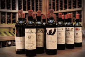 Lot Ravenel Finest and Rarest Wines Session One