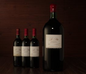 Lot Ravenel Finest & Rarest Wines