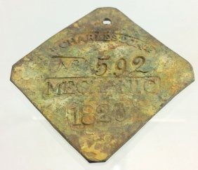 Lot Wilson's Fall Cataloged Antique Auction