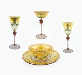 Lot PALM BEACH ANTIQUES,MODERN,GLASS,SILVER,ASIAN