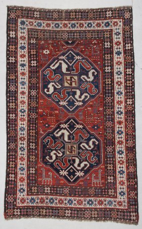 Lot Moroccan, Chinese & Oriental Rugs