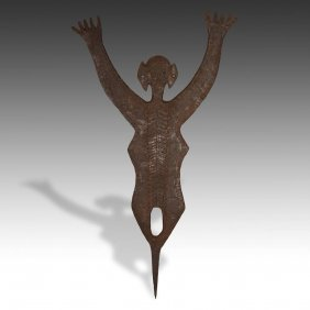 Lot PRIMITIVE: Ancient, Folk, Ethnographic Art