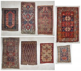 Lot 19th/20th Century Rugs, Kilims & Trappings