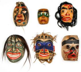 Lot TRIBAL ART: AFR, PNG, NWC, NO RESERVE