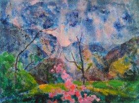 Lot A Painter's Paradox: Zsuzsi Roboz