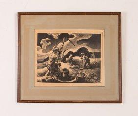 Lot 5/16/15 Gruber Estate/Prints/Works on Paper