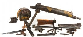 Lot FIREARM & MILITARY COLLECTIBLES AUCTION