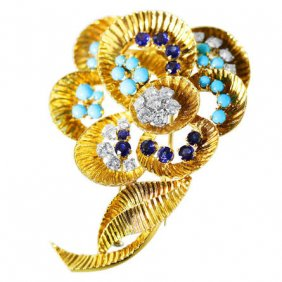 Lot PALM BEACH HIGH END JEWELRY & DECORATIVE ARTS