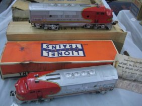 Lot American Flyer & Lionel Trains & Jewelry