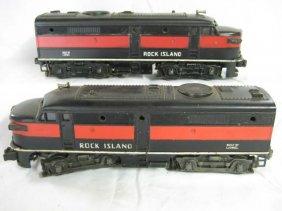 Lot Lionel Trains
